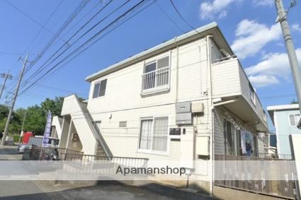 千葉県八千代市、八千代中央駅徒歩10分の築25年 2階建の賃貸アパート