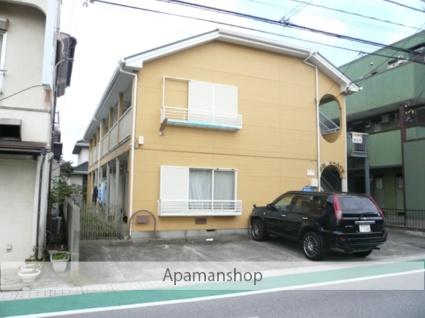 千葉県八千代市、勝田台駅徒歩5分の築27年 2階建の賃貸アパート