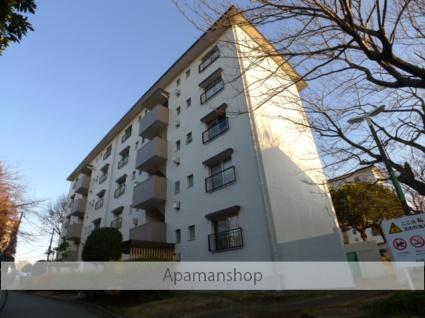 千葉県船橋市、習志野駅徒歩11分の築48年 5階建の賃貸マンション