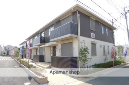 千葉県鎌ケ谷市、新鎌ヶ谷駅徒歩8分の築3年 2階建の賃貸アパート