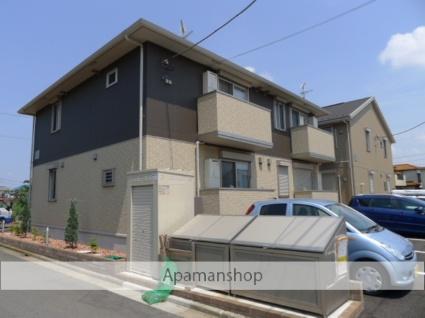 千葉県船橋市、薬園台駅徒歩24分の築5年 2階建の賃貸アパート