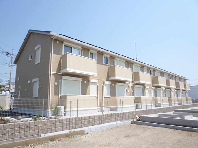 千葉県八千代市、勝田台駅徒歩12分の築2年 2階建の賃貸アパート