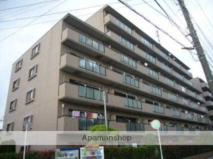 千葉県船橋市、薬園台駅徒歩4分の築18年 7階建の賃貸マンション