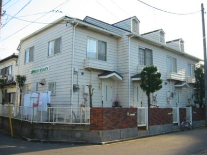 千葉県船橋市、高根木戸駅徒歩6分の築30年 2階建の賃貸テラスハウス