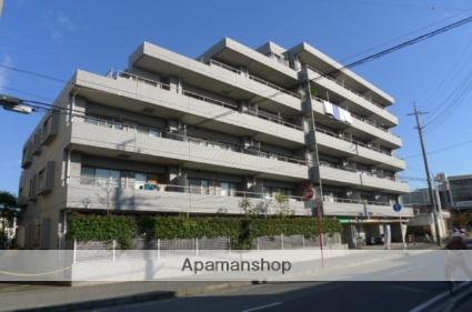 千葉県船橋市、薬園台駅徒歩2分の築16年 6階建の賃貸マンション