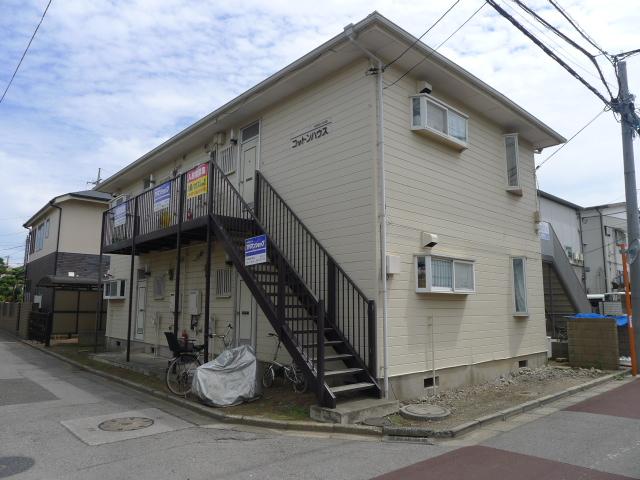 千葉県船橋市、三咲駅徒歩18分の築27年 2階建の賃貸アパート