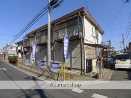 千葉県船橋市、船橋駅新京成バス16分新高根下車後徒歩2分の築44年 2階建の賃貸アパート