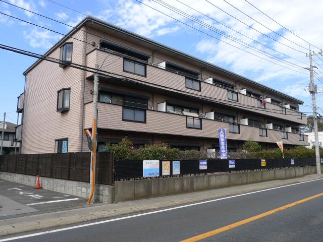 千葉県八千代市、船橋日大前駅徒歩22分の築22年 3階建の賃貸マンション