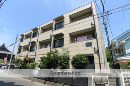 千葉県船橋市、高根公団駅徒歩21分の築17年 3階建の賃貸マンション