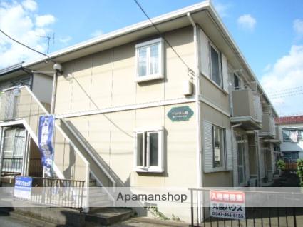 千葉県船橋市、北習志野駅徒歩14分の築22年 2階建の賃貸アパート