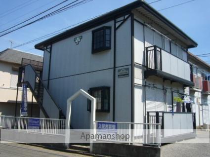 千葉県船橋市、高根木戸駅徒歩9分の築22年 2階建の賃貸アパート