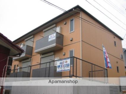 千葉県船橋市、前原駅徒歩15分の築11年 2階建の賃貸アパート