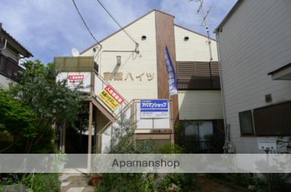 千葉県船橋市、習志野駅徒歩5分の築30年 2階建の賃貸アパート