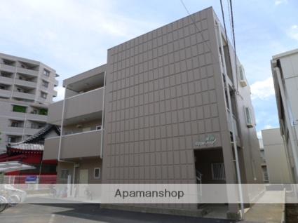 千葉県船橋市、薬園台駅徒歩7分の築27年 3階建の賃貸マンション