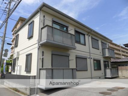 千葉県船橋市、薬園台駅徒歩12分の築16年 2階建の賃貸アパート