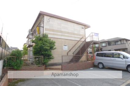 千葉県船橋市、習志野駅徒歩18分の築30年 2階建の賃貸アパート