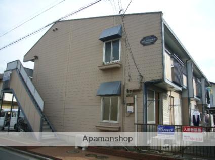 千葉県船橋市、三咲駅徒歩20分の築29年 2階建の賃貸アパート