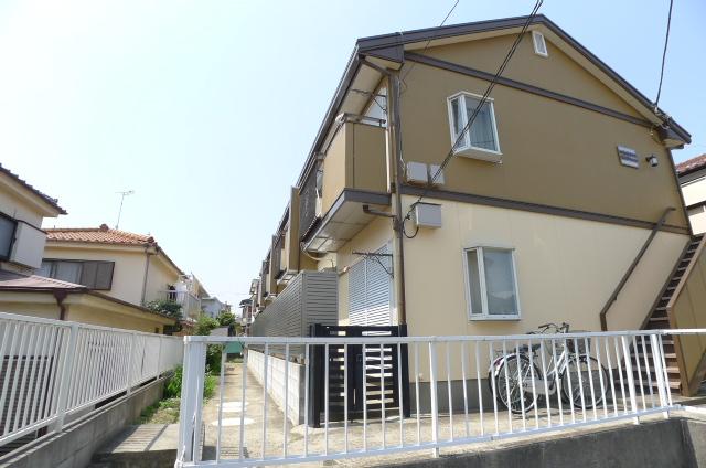 千葉県船橋市、高根木戸駅徒歩10分の築27年 2階建の賃貸アパート