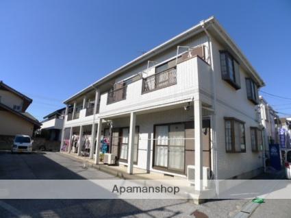 千葉県船橋市、習志野駅徒歩16分の築25年 2階建の賃貸アパート