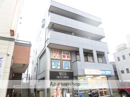 千葉県八千代市、京成大和田駅徒歩2分の築17年 4階建の賃貸マンション