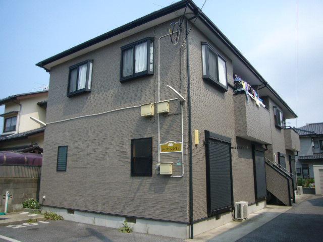 千葉県船橋市、三咲駅徒歩6分の築16年 2階建の賃貸アパート
