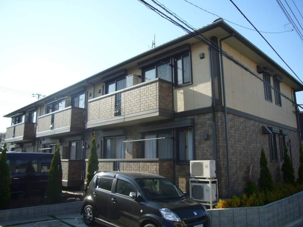 千葉県船橋市、船橋日大前駅徒歩7分の築11年 2階建の賃貸アパート