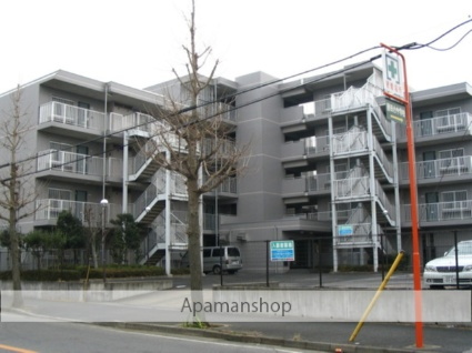千葉県八千代市、京成大和田駅徒歩24分の築23年 5階建の賃貸マンション