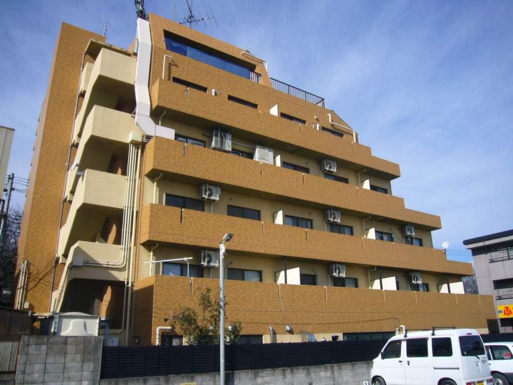 千葉県船橋市、高根公団駅徒歩19分の築24年 6階建の賃貸マンション