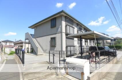 千葉県八千代市、京成大和田駅徒歩30分の築15年 2階建の賃貸アパート