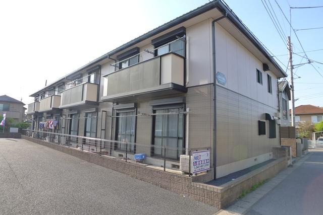 千葉県八千代市、京成大和田駅徒歩38分の築19年 2階建の賃貸アパート