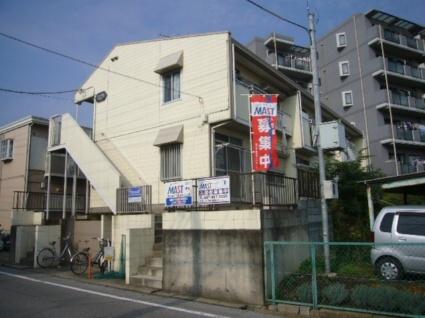 千葉県八千代市、勝田台駅徒歩7分の築29年 2階建の賃貸アパート