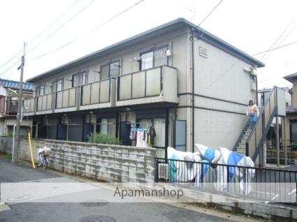 千葉県八千代市、八千代緑が丘駅徒歩5分の築19年 2階建の賃貸アパート
