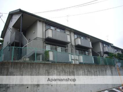 千葉県八千代市、京成大和田駅徒歩17分の築17年 2階建の賃貸アパート
