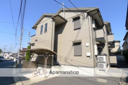 千葉県八千代市、勝田台駅徒歩11分の築14年 2階建の賃貸アパート