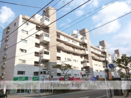 千葉県八千代市、勝田台駅徒歩3分の築45年 10階建の賃貸マンション