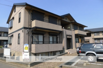 千葉県船橋市、滝不動駅徒歩4分の築22年 2階建の賃貸アパート