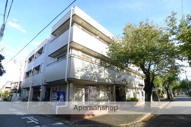 千葉県船橋市、習志野駅徒歩20分の築25年 3階建の賃貸マンション