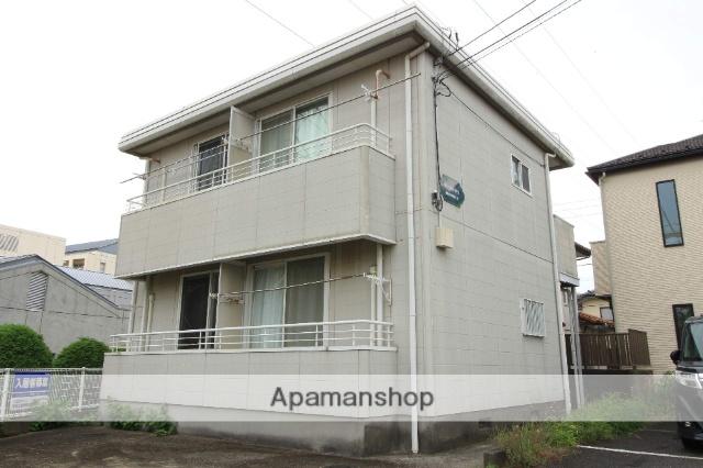 千葉県船橋市、北習志野駅徒歩20分の築26年 2階建の賃貸アパート