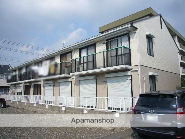 千葉県船橋市、高根木戸駅徒歩15分の築22年 2階建の賃貸アパート
