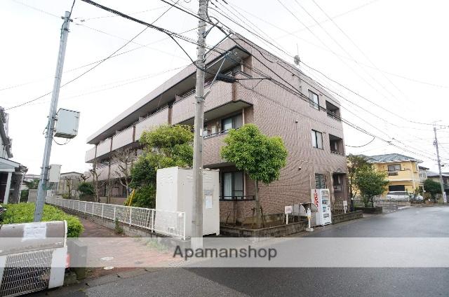 千葉県八千代市、船橋日大前駅徒歩15分の築20年 3階建の賃貸マンション