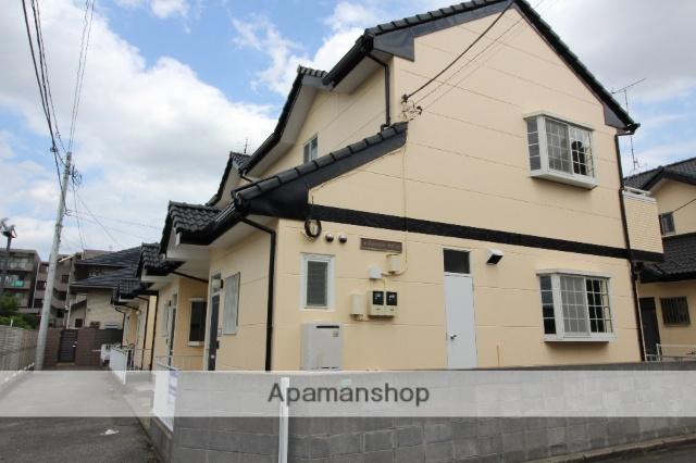千葉県船橋市、高根木戸駅徒歩6分の築22年 2階建の賃貸テラスハウス
