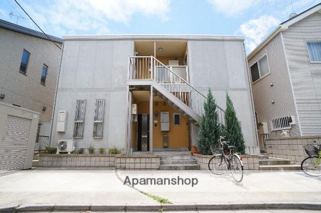 千葉県船橋市、船橋日大前駅徒歩10分の築6年 2階建の賃貸マンション
