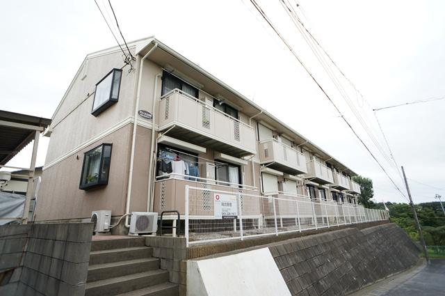 千葉県佐倉市、志津駅徒歩19分の築24年 2階建の賃貸アパート