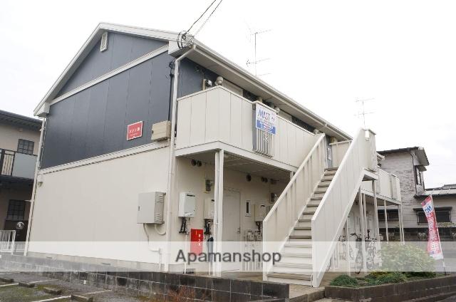千葉県佐倉市、佐倉駅徒歩13分の築23年 2階建の賃貸アパート
