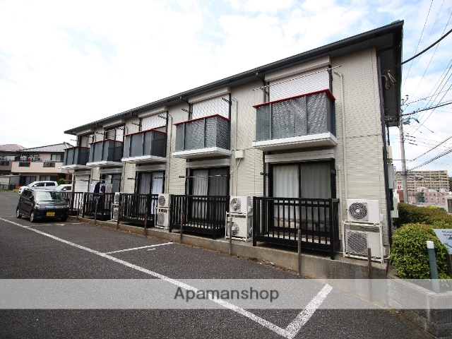 千葉県佐倉市、佐倉駅徒歩4分の築20年 2階建の賃貸アパート