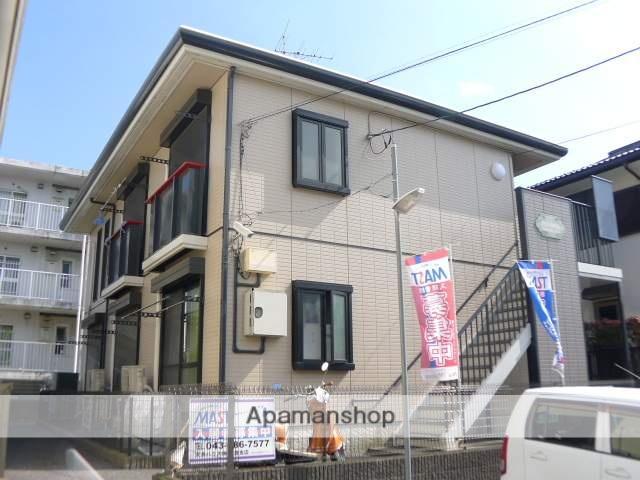 千葉県佐倉市、佐倉駅徒歩5分の築21年 2階建の賃貸アパート