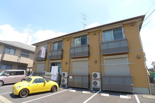 千葉県佐倉市、勝田台駅徒歩7分の築9年 2階建の賃貸アパート