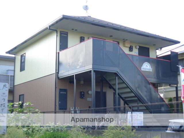 千葉県佐倉市、京成臼井駅徒歩6分の築20年 2階建の賃貸アパート