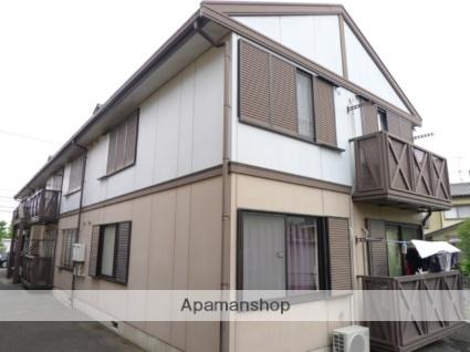 千葉県佐倉市、京成臼井駅徒歩11分の築23年 2階建の賃貸アパート