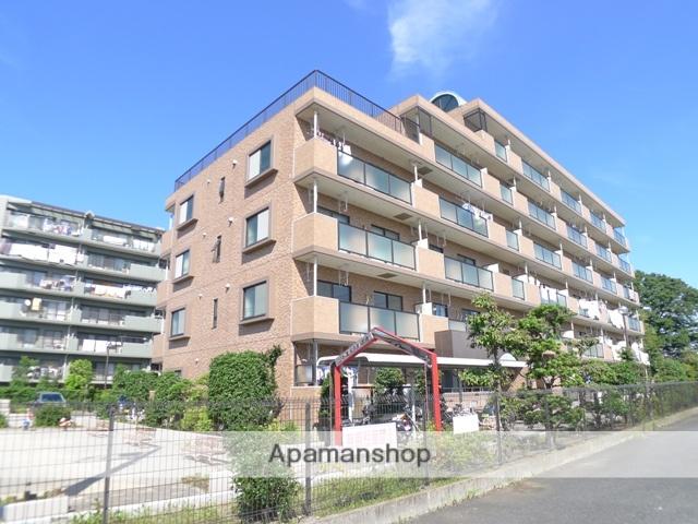 千葉県佐倉市、志津駅徒歩8分の築22年 6階建の賃貸マンション
